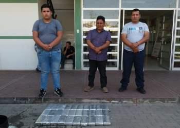 TACNA: DESARTICULAN ORGANIZACIÓN CRIMINAL QUE LLEVABA DROGA DEL VRAEM HACIA CHILE Y BOLIVIA
