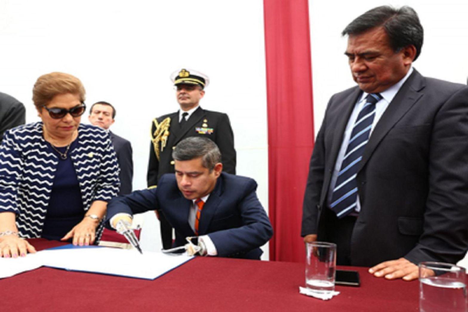 PNP y FF.AA: Publican  Ley del ordenamiento de pensiones en el Diario El Peruano