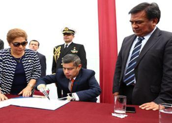 Publicaron Ley de ordenamiento de pensiones del personal policial y militar promulgada ayer por Luis Galarreta.