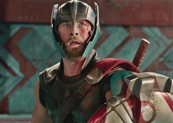 Thor de Disney-Marvel