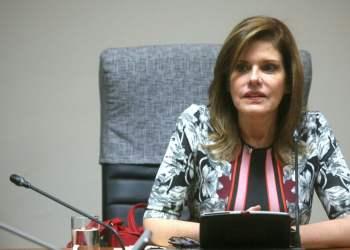 La premier Mercedes Aráoz lamentó declaraciones de la congresista Vilcatoma.