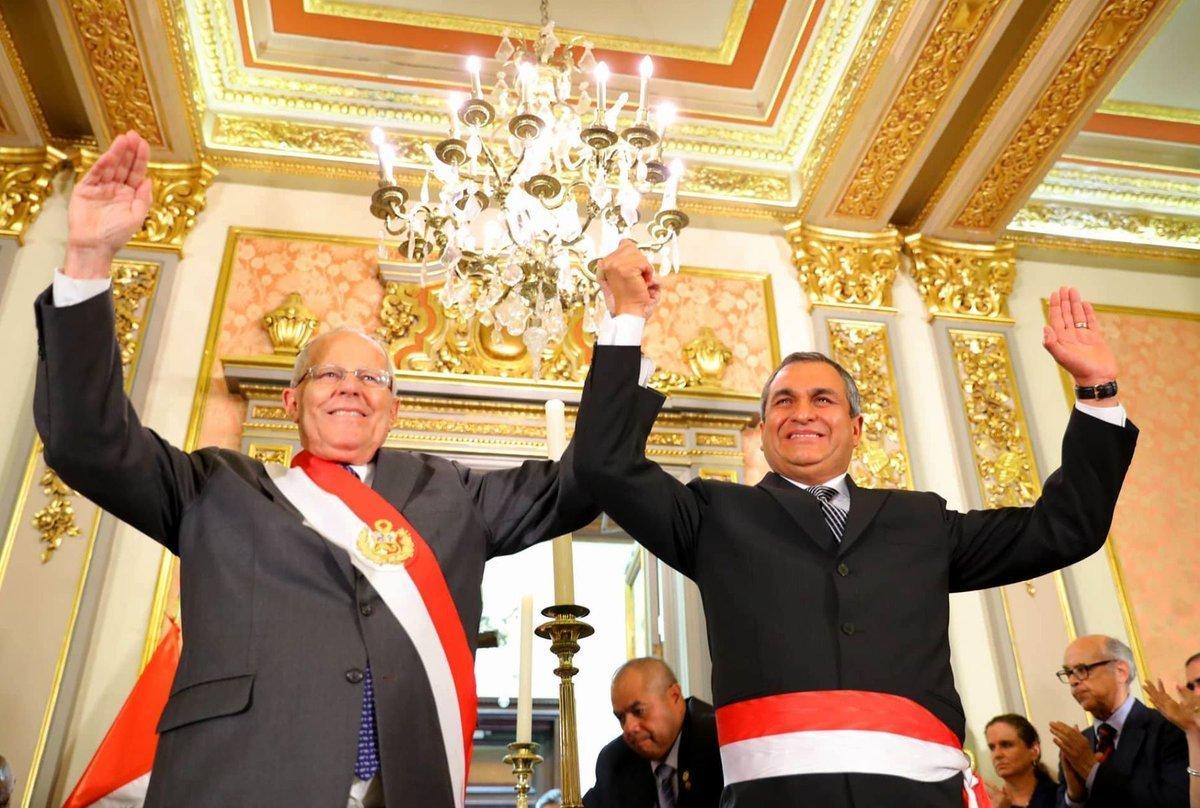 Vicente Romero juró como nuevo ministro del Interior