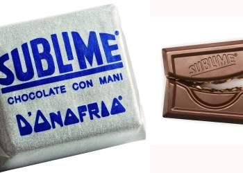 El Sublime es uno de los chocolates emblemáticos del Perú.
