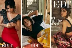 Camila Cabello sexy, elegante e impactante en sesión de FOTOS