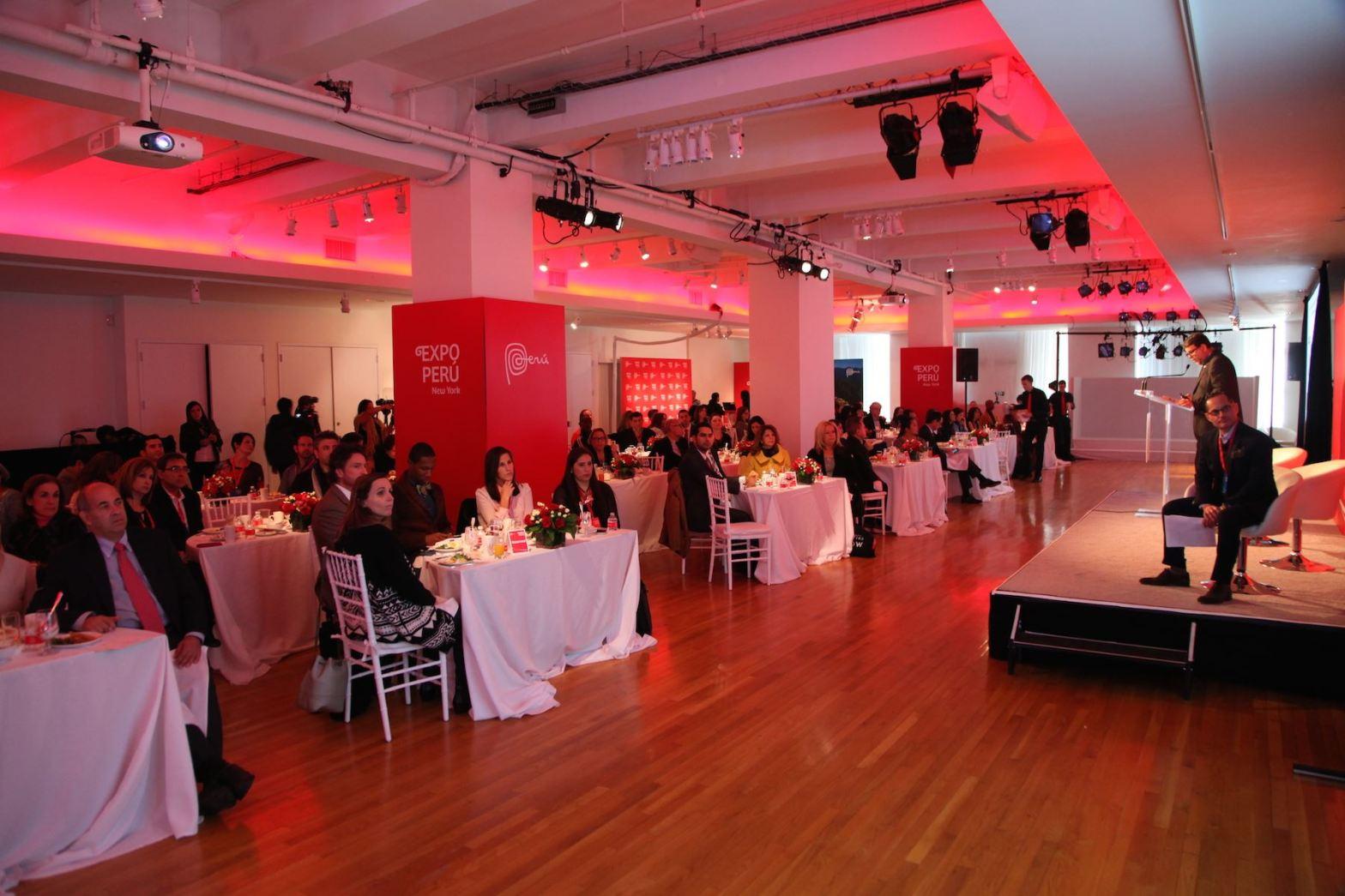 Empresarios nacionales proyectaron ventas por US$ 2 millones en rueda de Miami