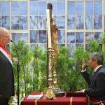 """PPK tomó juramento al """"gabinete de la reconciliación"""""""