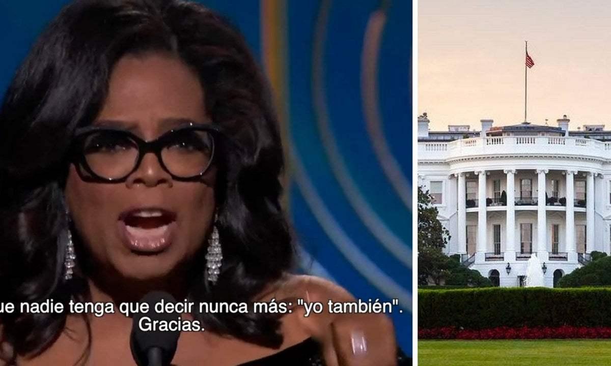 Oprah Winfrey evalúa postularse para presidenta de los EE.UU. según CNN