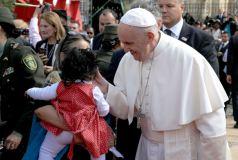 Papa Francisco en Lima