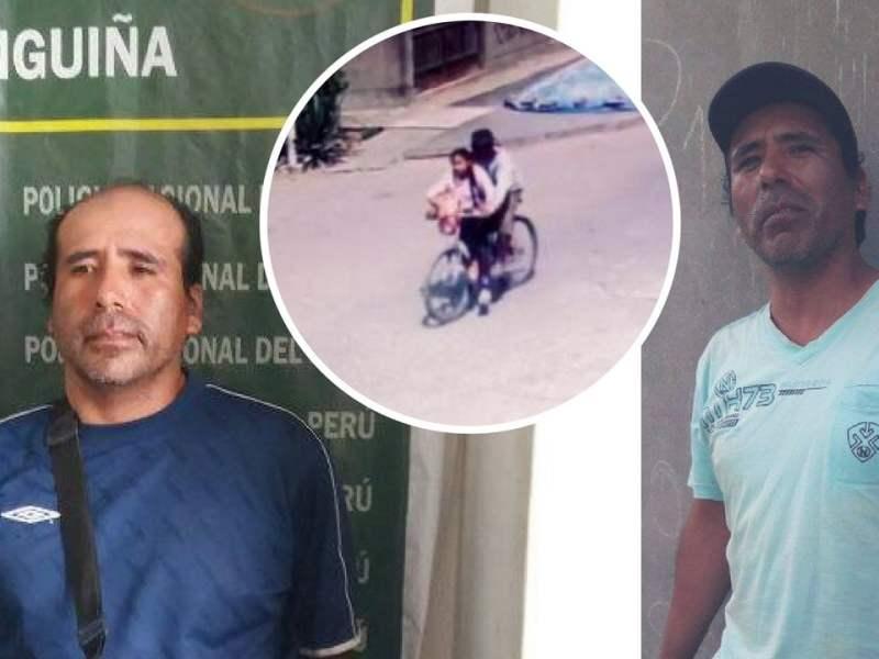 Capturan al presunto asesino de la menor calcinada en San Juan de Lurigancho (Crédito Alex Pillaca Castilla)