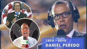 Falleció Daniel Peredo