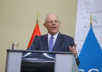 El presidente Kuczynski señaló que defenderá su periodo gubernamental.