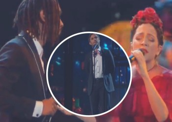 """Oscar 2018: Gael García Bernal y Natalia Lafourcade cantaron así """"Recuérdame"""" de 'Coco' [VIDEO]"""