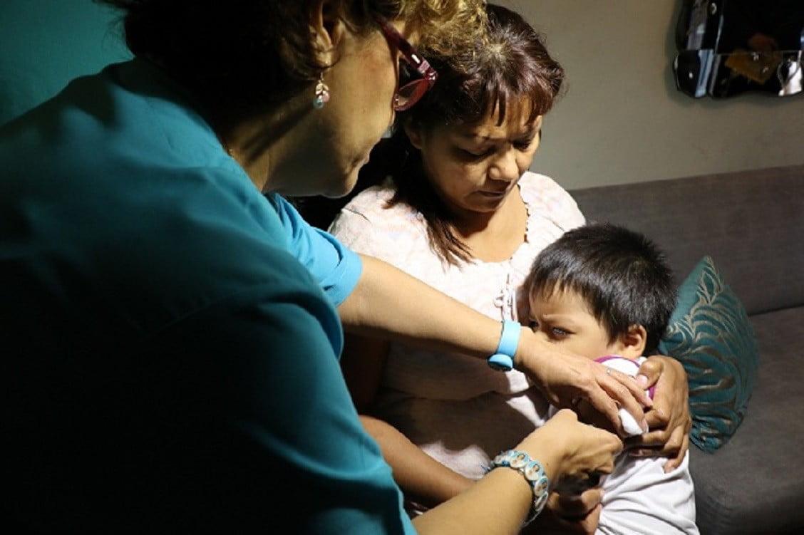 Ministerio de Salud declara alerta sanitaria a nivel nacional por un caso confirmado de sarampión