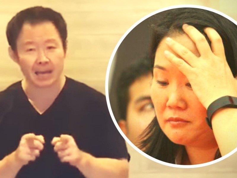 Kenji Fujimori vs Keiko Fujimori