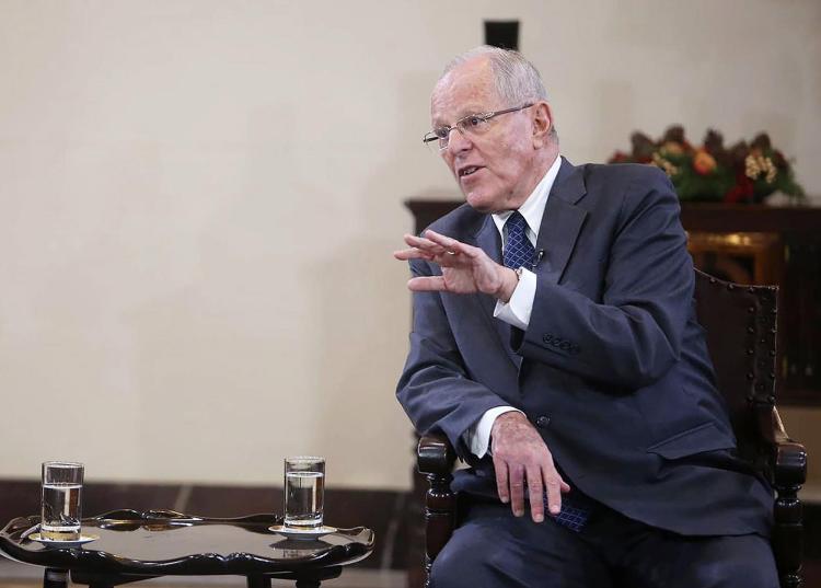 El presidente Kuczynski declaró por la investigación que se le sigue a Alejandro Toledo por presuntamente otorgar la obra de la Interoceánica a la empresa Odebrecht.