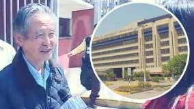 Alberto Fujimori reaparece