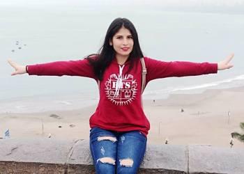 Eyvi Ágreda víctima de intento de feminicidio