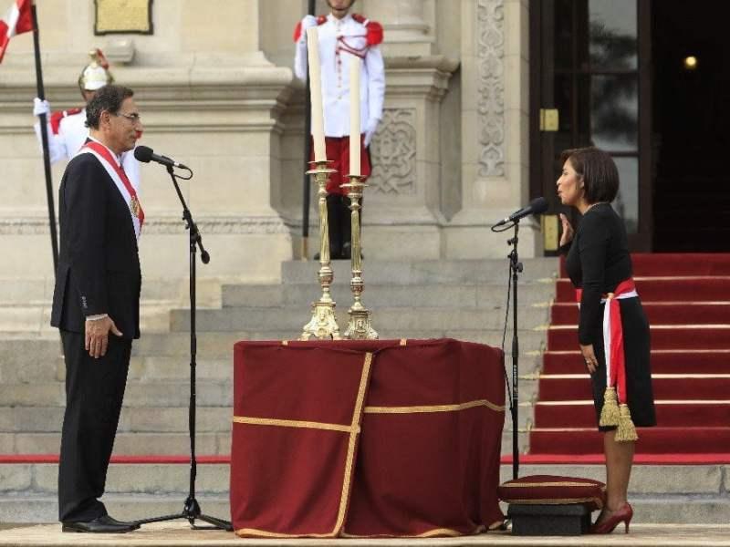 Patricia Balbuena es la nueva ministra de Cultura