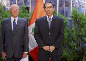 PPK y Martín Vizcarra