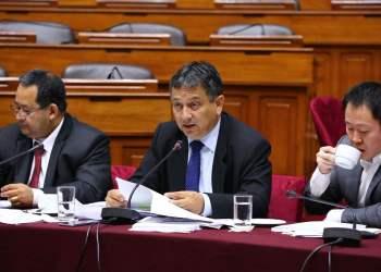 El Pleno del Congreso determinará la suerte de Bienvenido Ramírez, Guillermo Bocángel y Kenji Fujimori.