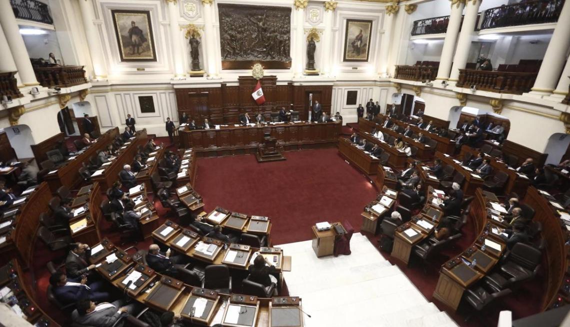 Pleno aprobó el endurecimiento de penas por violaciones sexuales