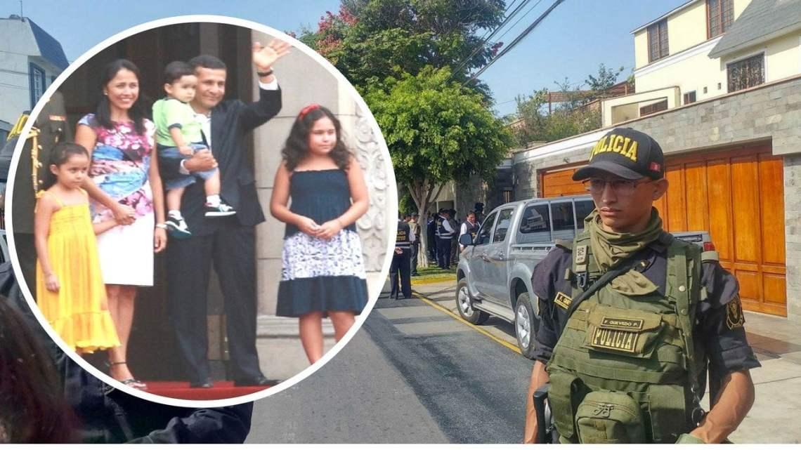 Ollanta Humala y su familia deben desalojar su casa