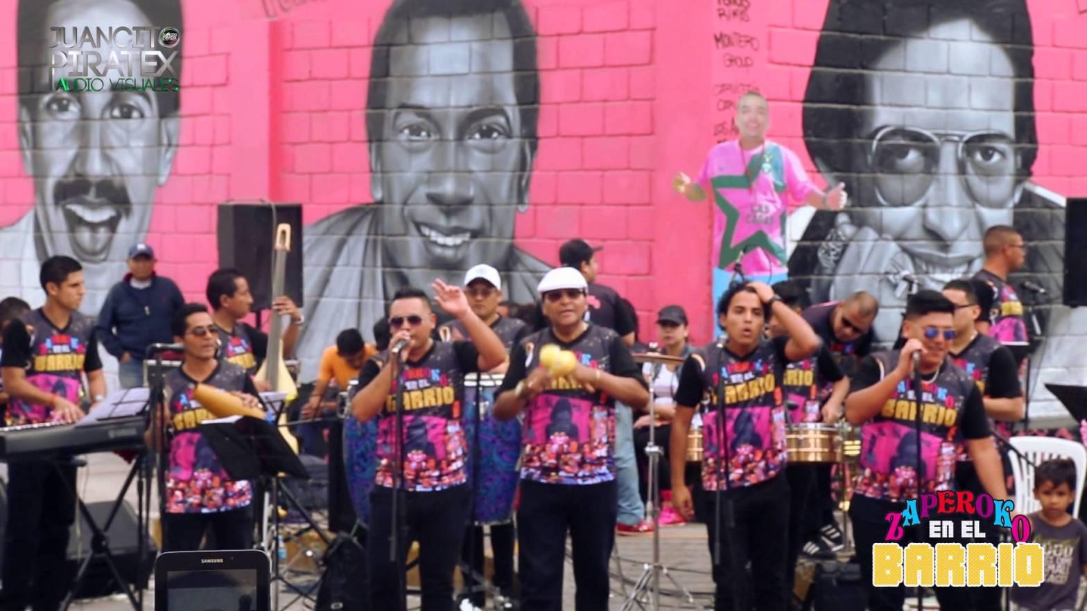 Museos Abiertos: Hoy gratis y en vivo La Nueva Invasión y Zaperoko