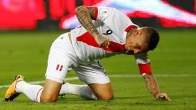 Paolo Guerrero le dice adiós a Rusia 2018