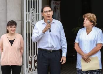 El presidente Vizcarra pidió a los poderes del Estado tener decisiones correctas y objetivas.