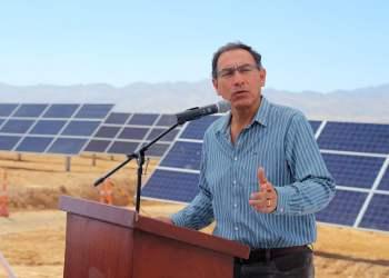 El presidente Vizcarra aseguró que su gobierno apostará por la inversión privada.