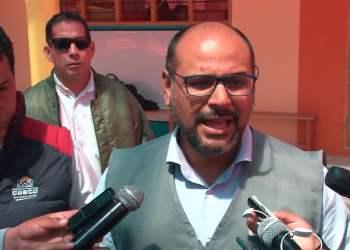 El ministro Alfaro declaró ilegal la huelga de maestros convocada por Pedro Castillo.