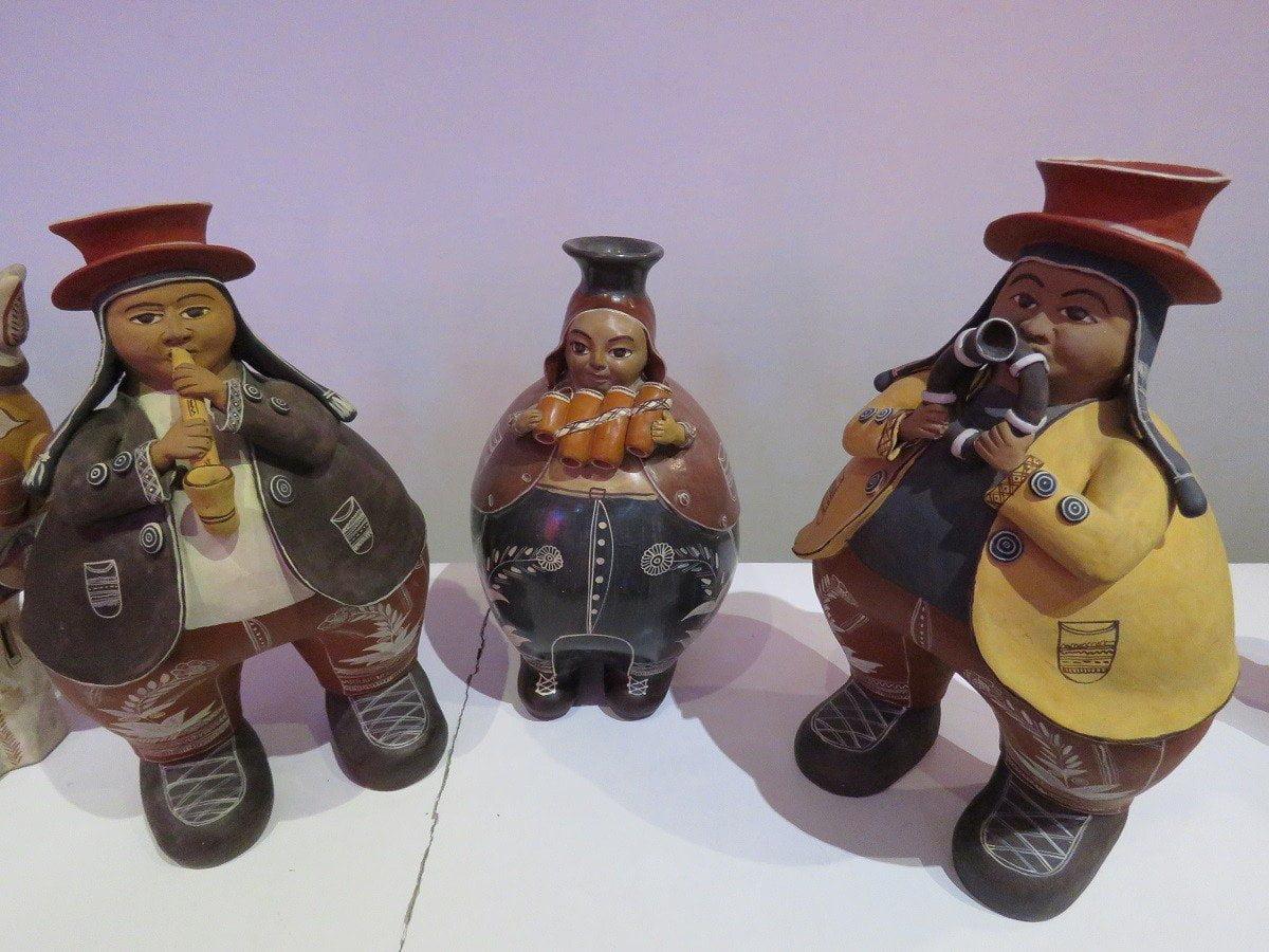 Artesanías peruanas serán exhibidas en Moscú con ocasión del Mundial Rusia 2018