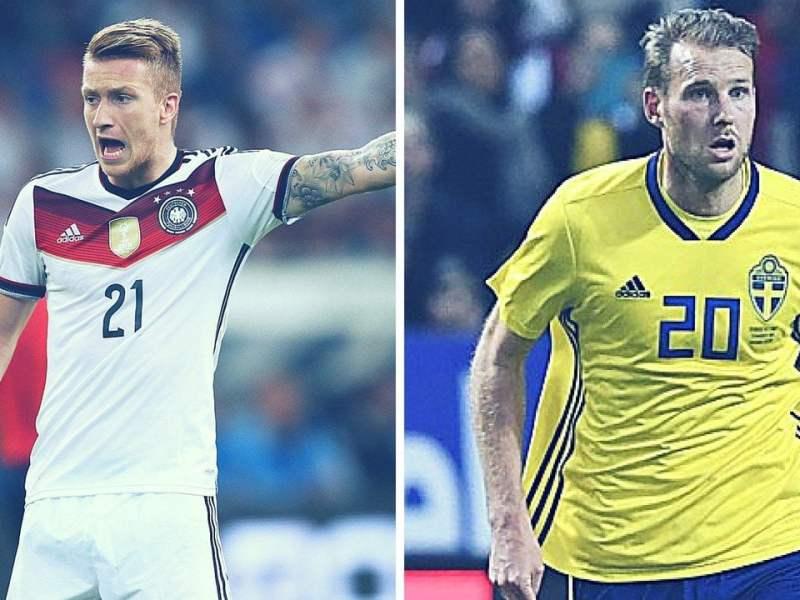 Alemania vs Suecia EN VIVO y En Directo