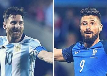 Argentina vs. Francia EN VIVO y EN Directo