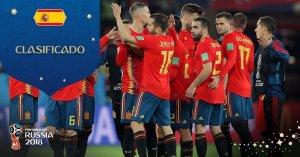 España está clasificado