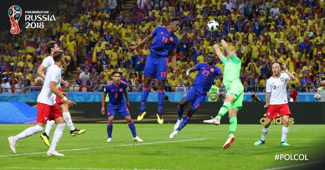 Golazo de Colombia