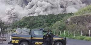 Tragedia en Guatemala