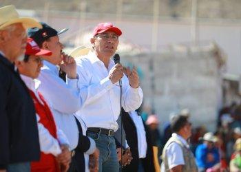 El presidente Vizcarra respaldó una denuncia de corrupción.