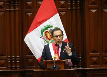 Mensaje presidencial de Martín Vizcarra 2018