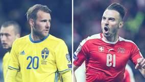 Suiza vs Suecia EN VIVO y En Directo