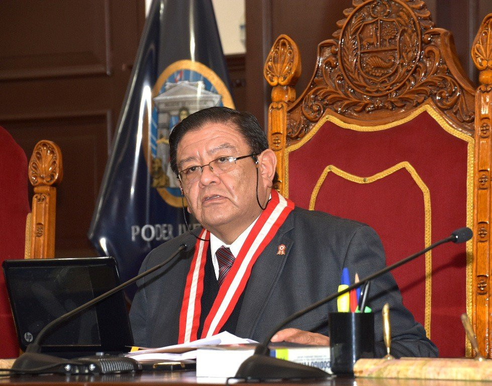 Jorge Luis Salas Arenas