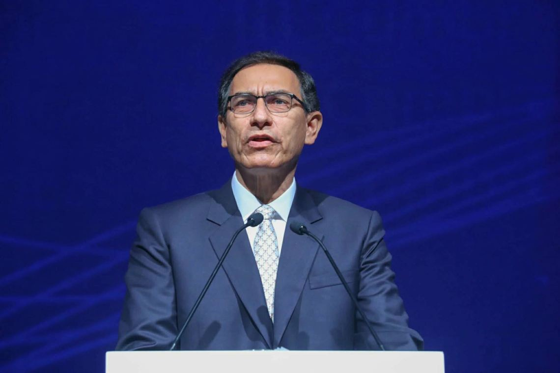 Presidente Martín Vizcarra