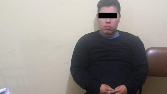 Policía acusado de feminicidio fue detenido