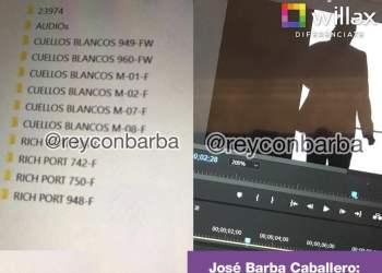 Rey con Barba tiene nuevos audios