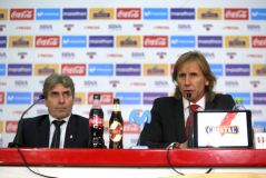 Ricardo Gareca confirma que sigue como DT de la Selección Peruana