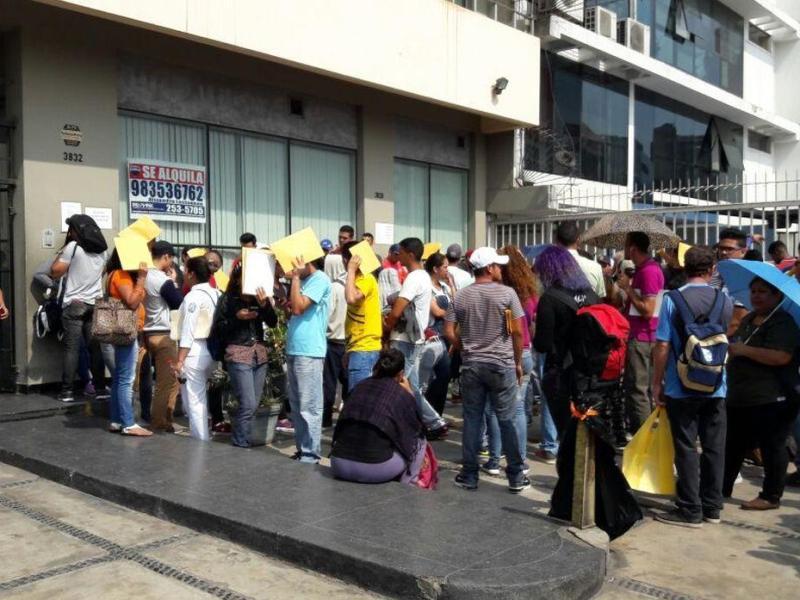 Venezolanos deben tramitar su Permiso Temporal de Permanencia PTP