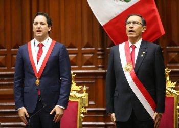"""Martín Vizcarra a Salaverry: """"Los cuatro proyectos son prioritarios, no uno por uno"""""""