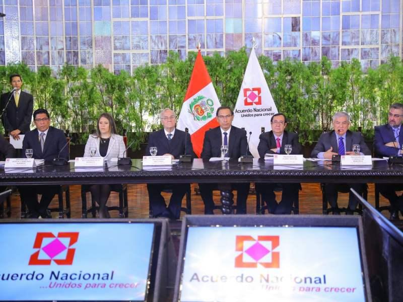 Presidente Martín Vizcarra demanda no postergar reforma judicial y decidir