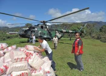 Qali Warma entregó alimentos a comunidades nativas y de frontera