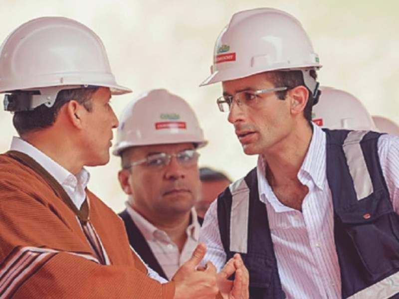 Ollanta Humala y Marcelo Odebrecht juntos
